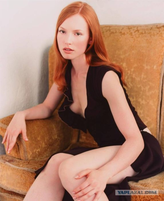 Redhead actresses and models