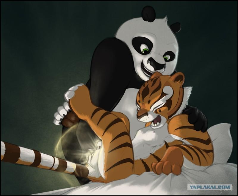 Панда кунфу секс фото 720-20