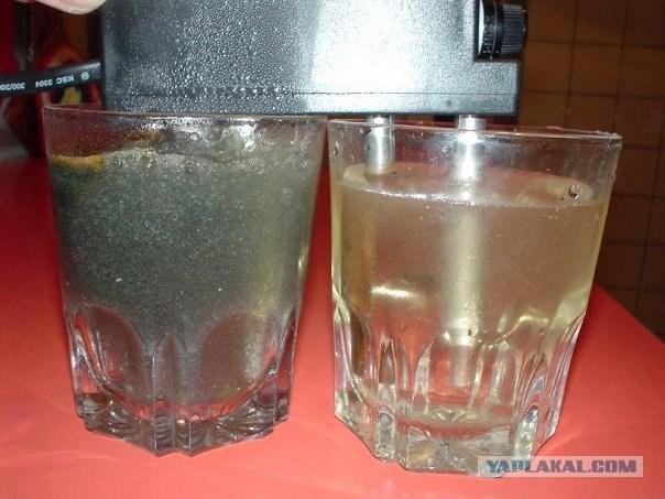 Проверили качество воды развод