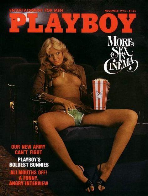 Скандальные обложки эротических журналов