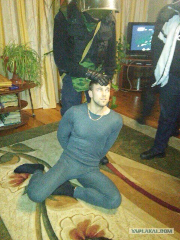 Инкассатор похитивший 63млн рублей