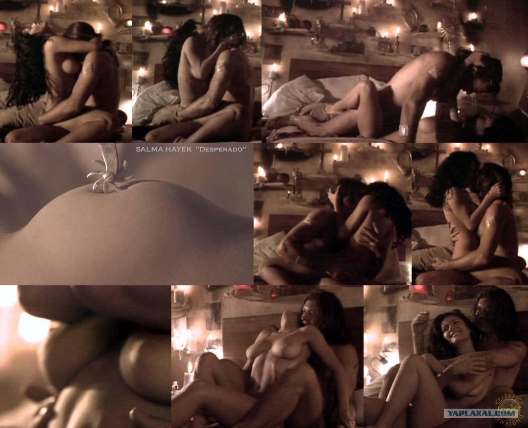 Salma Hayek's Sex Scene