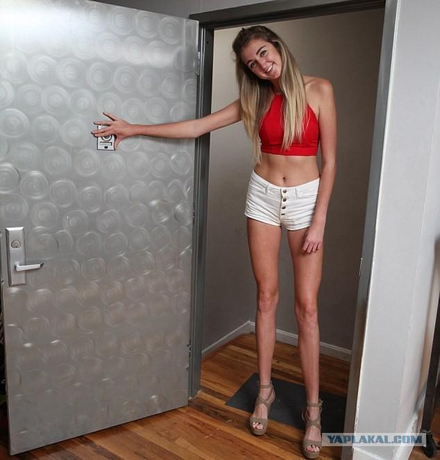 Самые длинные ноги видео онлайн