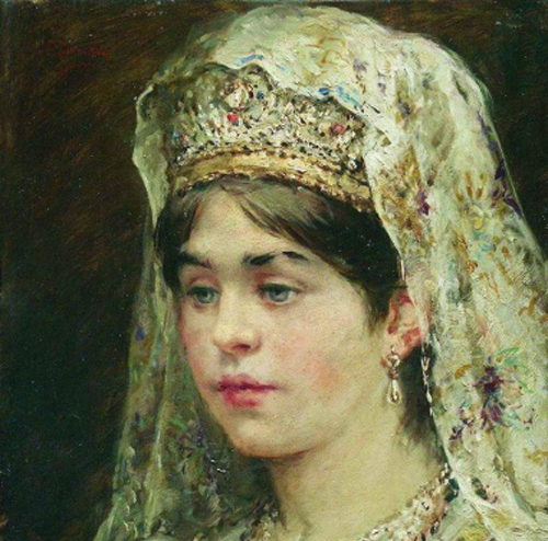 Как наши предки отличали девицу от мужней жены