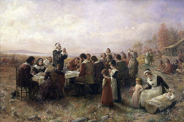 Настоящая История Дня Благодарения
