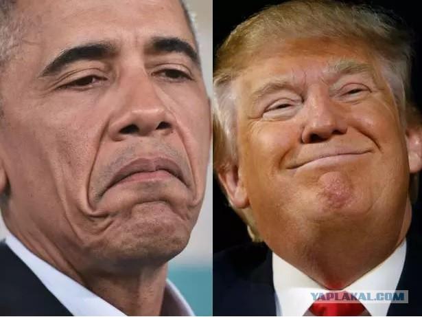 Обама не дозвонился Дональду Трампу