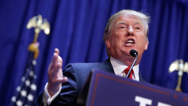 Трамп отказался от зарплаты президента