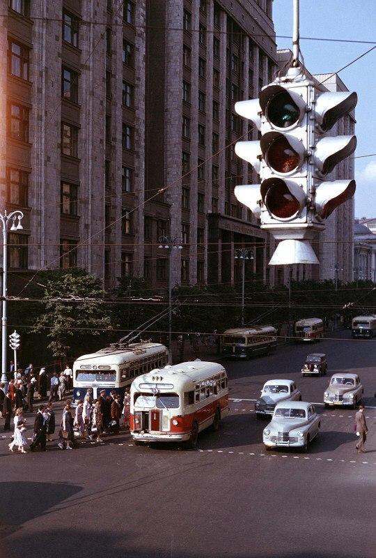 Немного фото старой Москвы