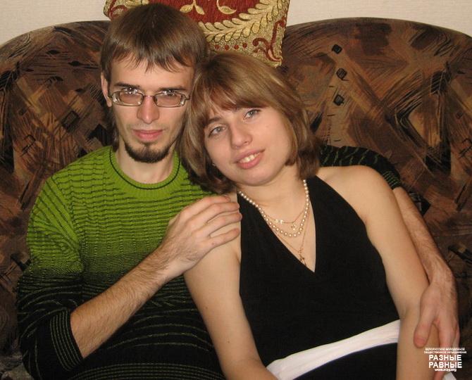 Жена инвалид в сексе