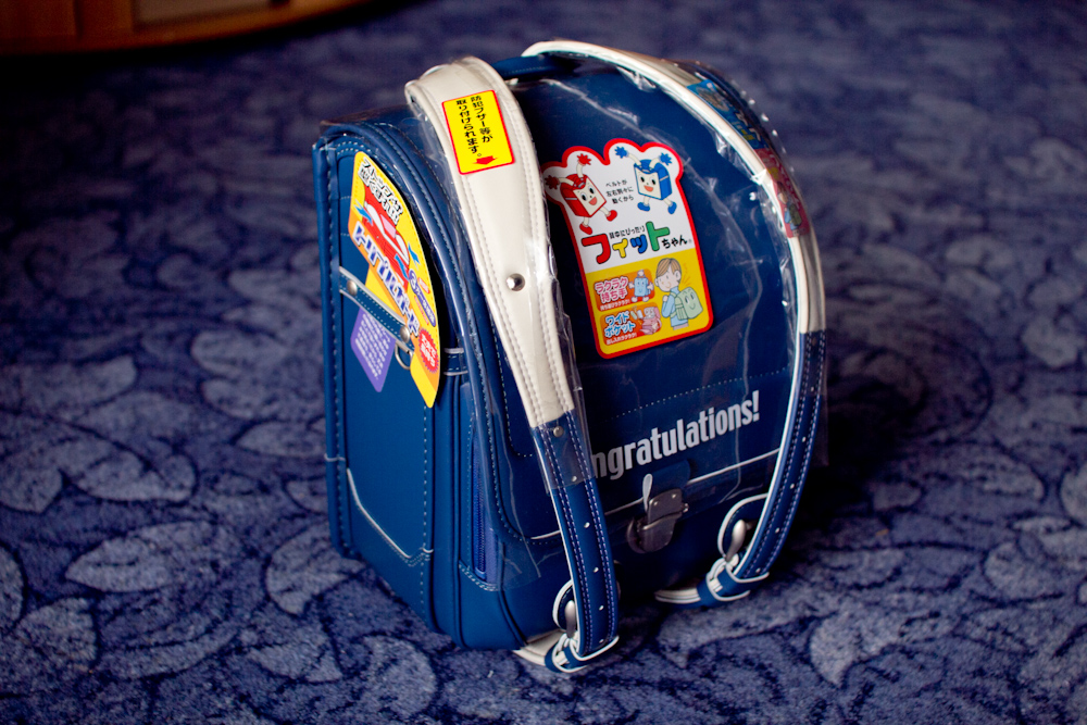 ранец рандосеру фото