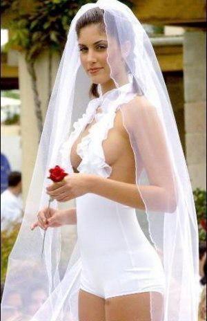 Кто не ебал невесту, порно ролики огромный план