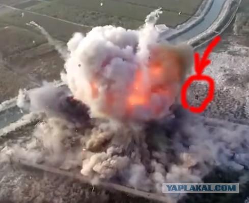 Атака смертником на автомобиле здания афганской армии