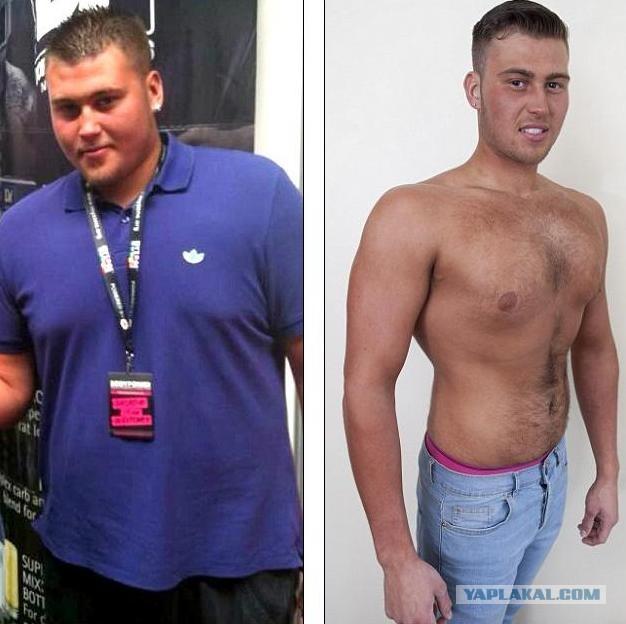Программа похудения для мужчины 100 кг