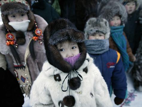 Afbeeldingsresultaat voor оймякон дети школе