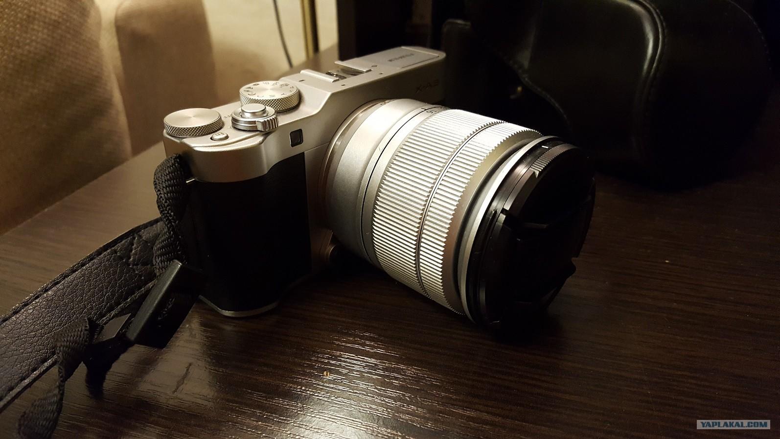 Fujifilm X A3 Kit 16 50 Mm 50mm Silver