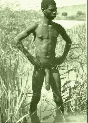 Самые большой член в африке