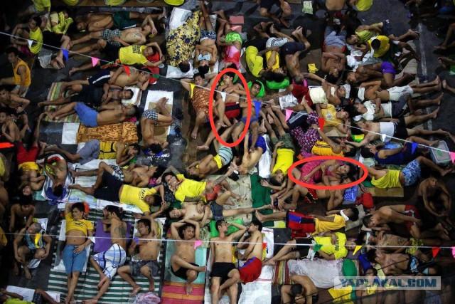 Филиппинская тюрьма – это ужас