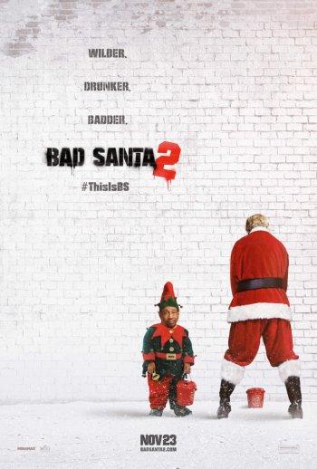 "Трейлер х/ф ""Плохой Санта 2"" в переводе Гоблина"