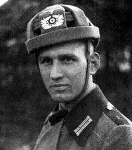 Почему немцы и англичане не придумали нормальный танковый шлем?