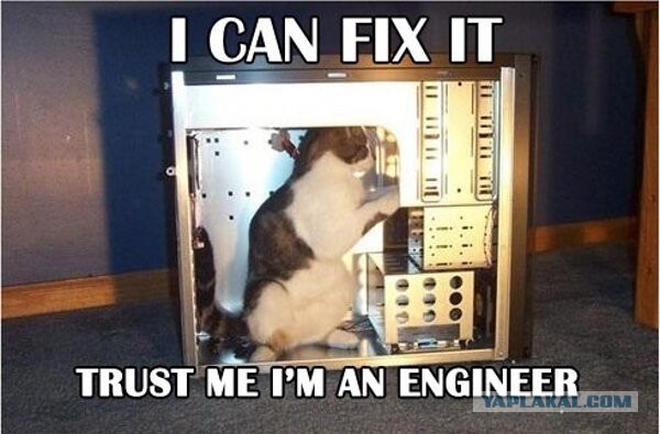 Кот матроскин а я еще и на машинке