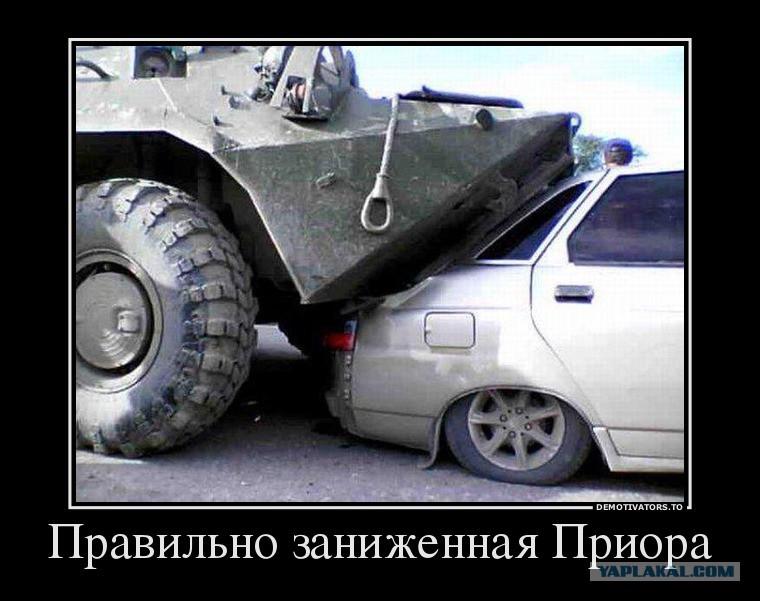 мерседес vs бтр-80