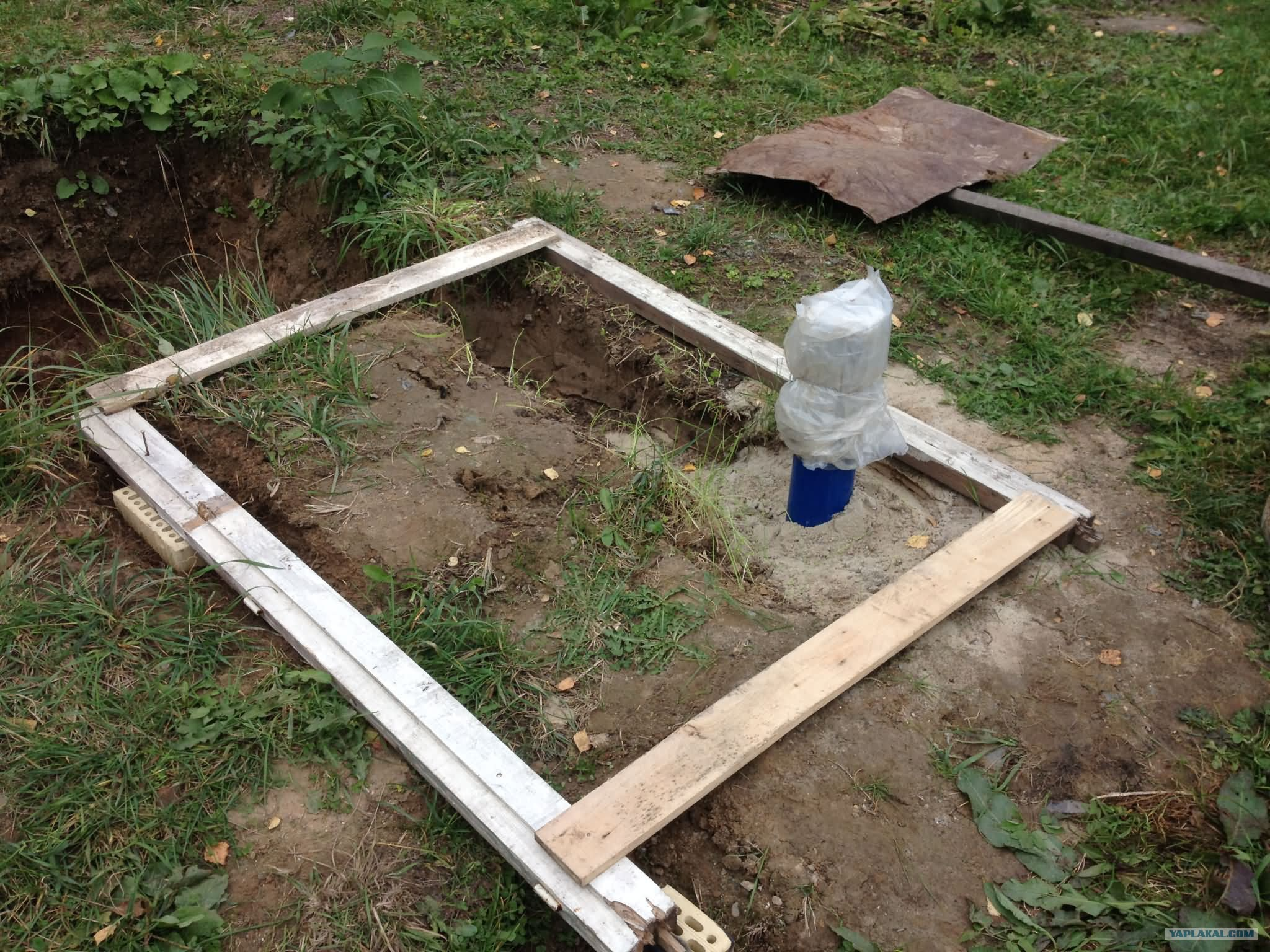 Оборудование скважины с кессоном своими руками фото 790