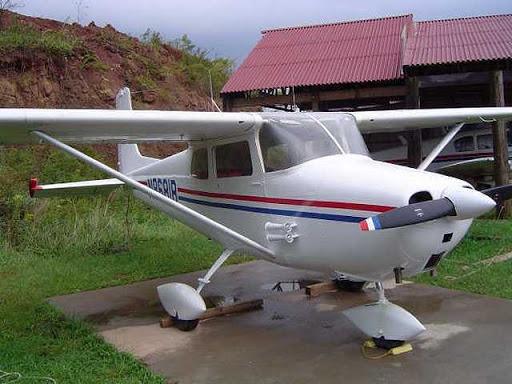 Cessna 172 и один из рекордов