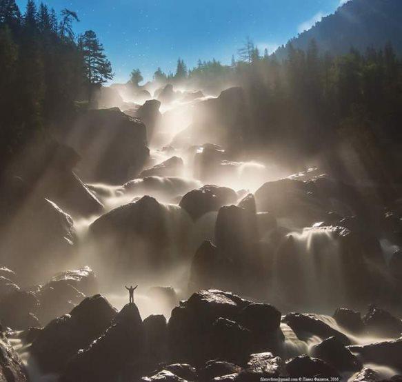 Фотографии из самых разных уголков планеты которые захватывают дух.