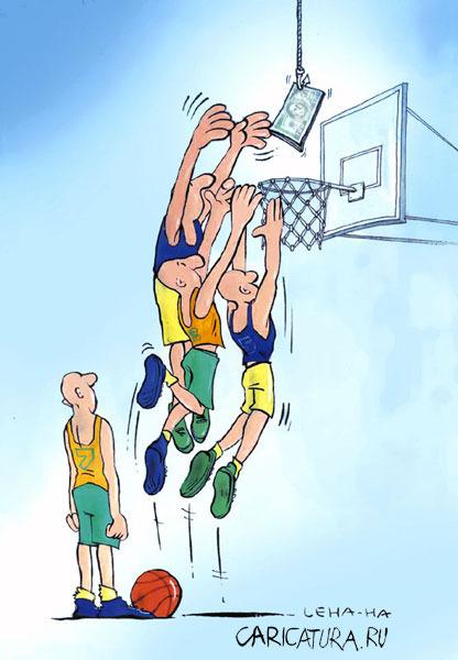 Веселые, рисованные смешные картинки про спорт