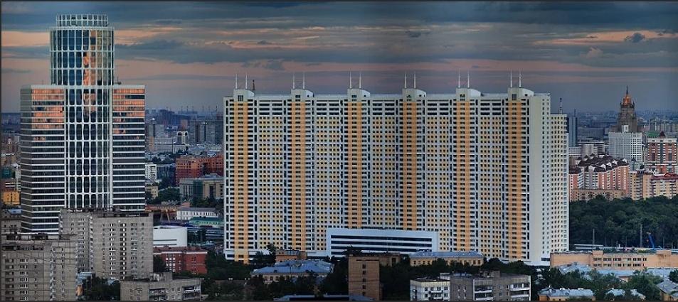 фото высотных зданий на окраинах москвы отрывали старые