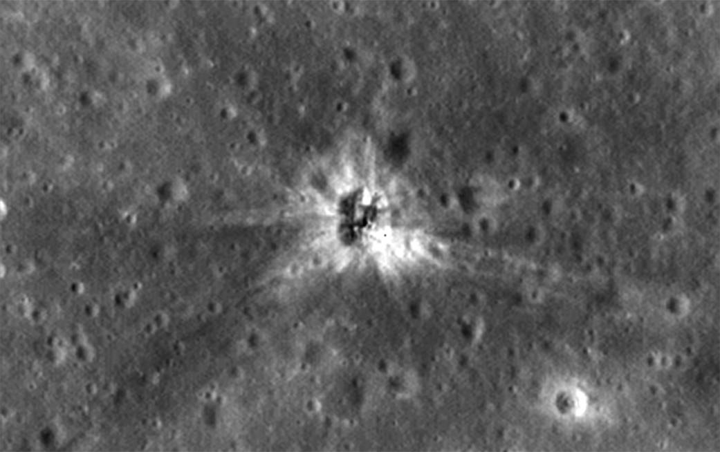 сообщается, фотографии луны место высадки был воровал