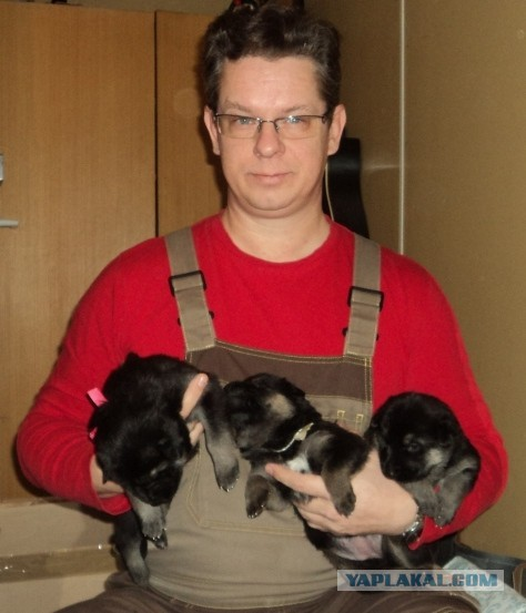Сыночек к мамане в гости приезжал)))