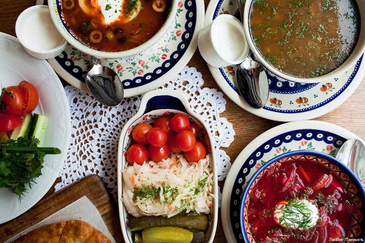 доступны различные фото русский стол блюда для иностранцев разработке