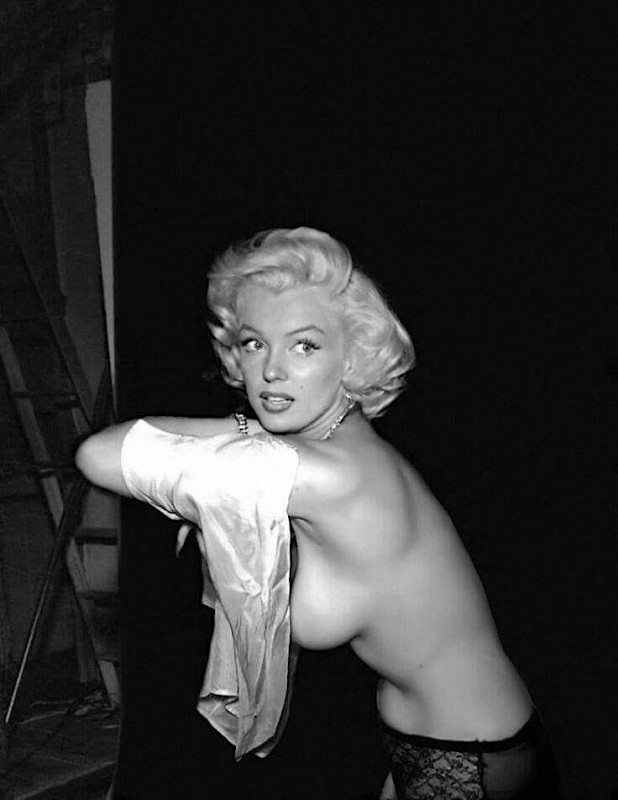Marilyn monroe pictures naked — img 3