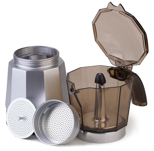 Как приготовить кофе в гейзерная кофеварка