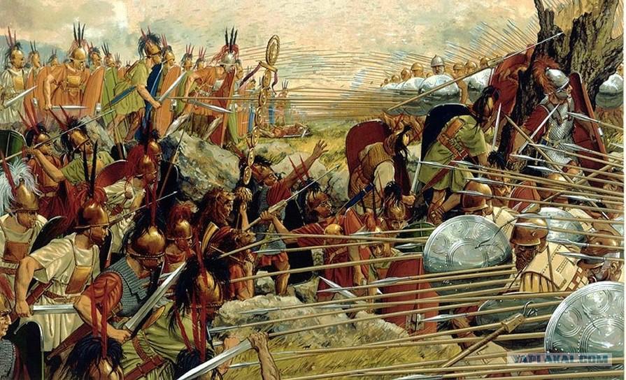 Картинки по запросу Легион против Фаланги. Битва при Киноскефалах. фото