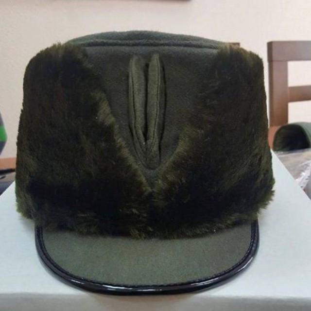 Вагина из шапки фото 511-136