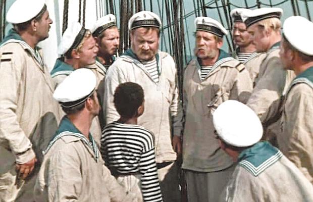 Рассказы про моряков. Страшно.
