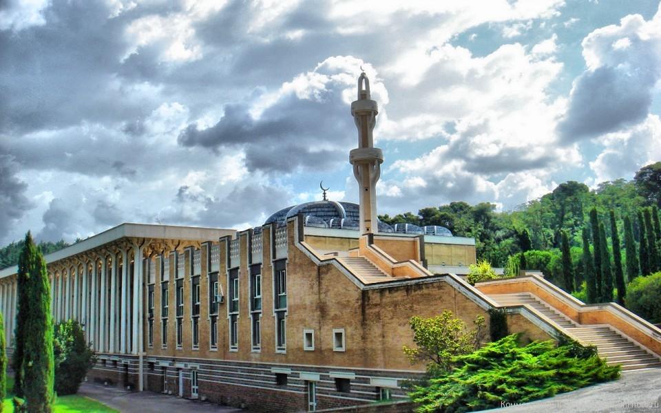 ебутся в мечети