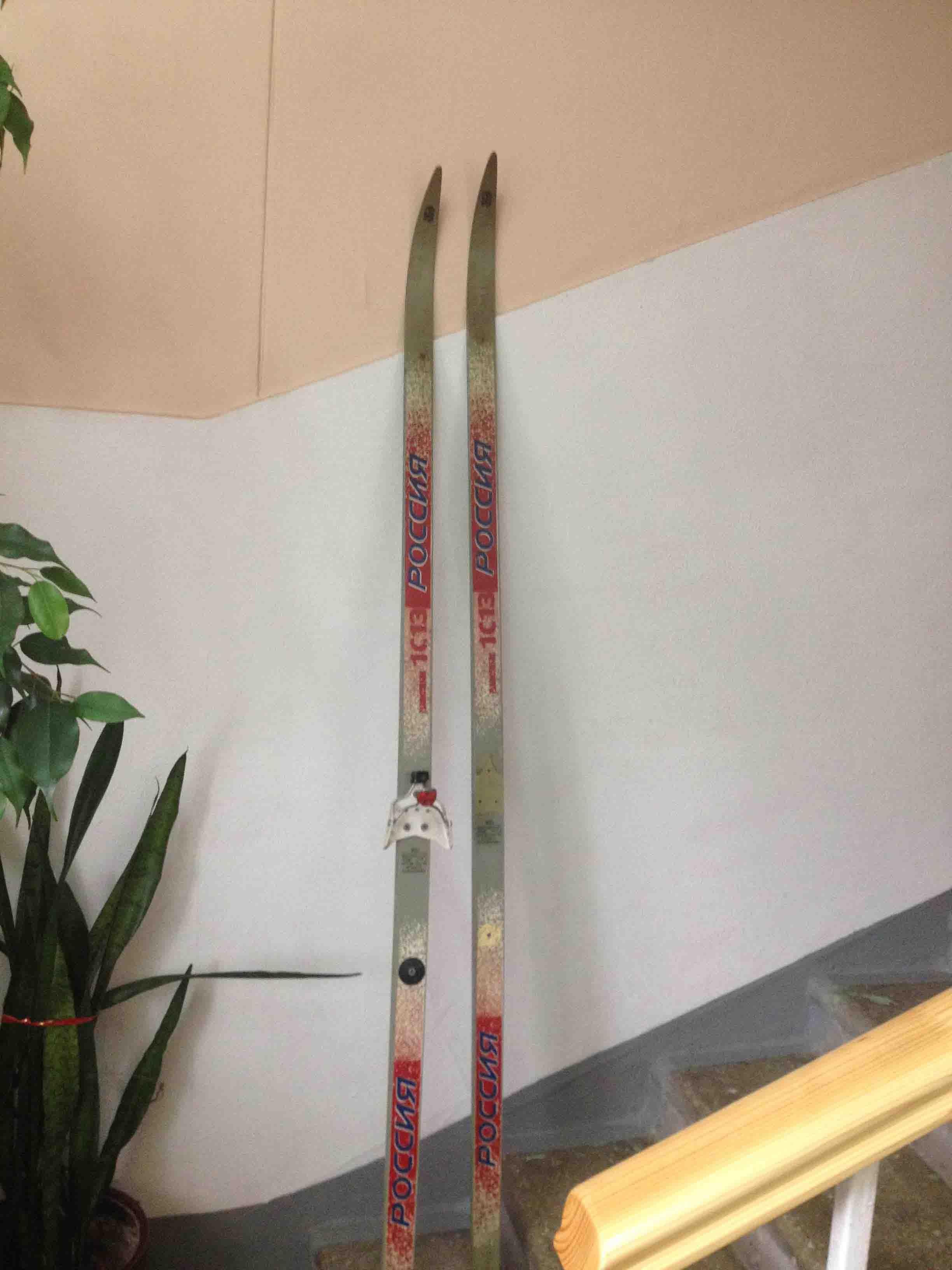 Как сделать лук из лыжи в картинках 58