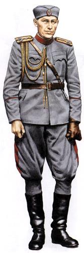 Сухопутная униформа стран-союзников Второй Мировой