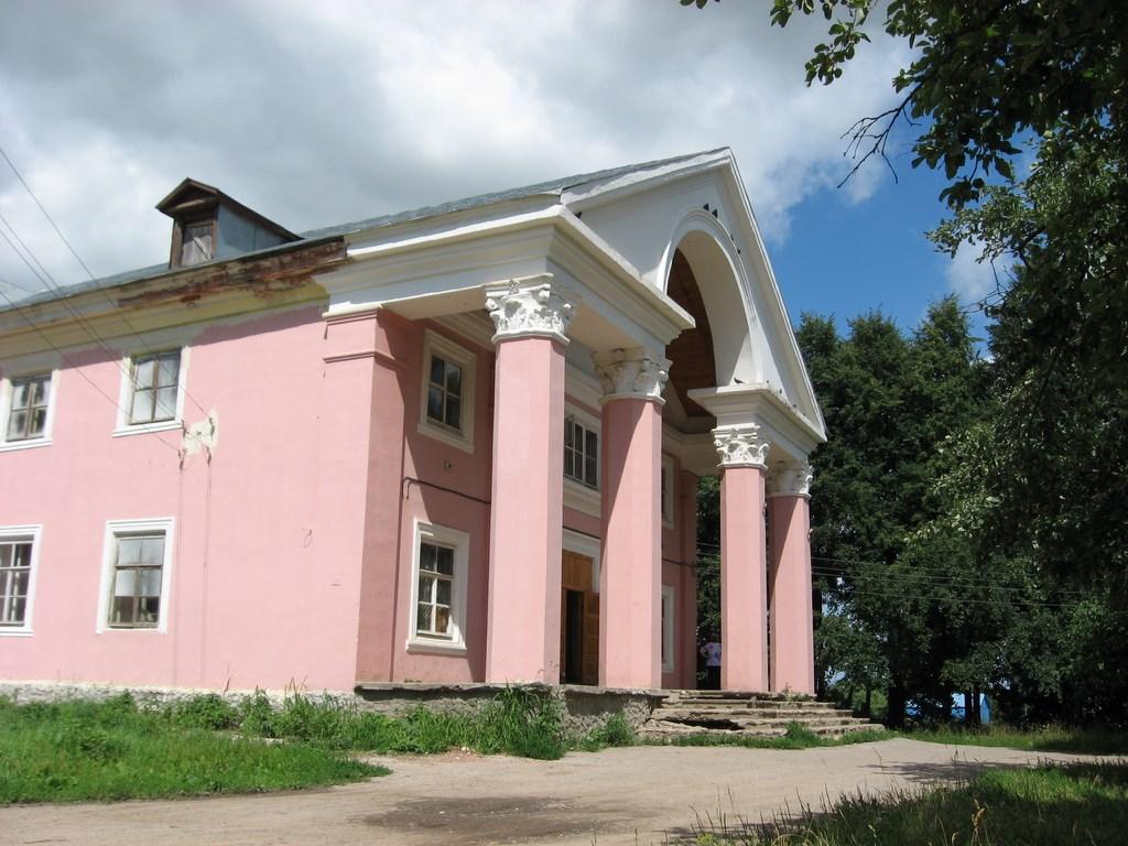 село батурино рязанская область фото простые