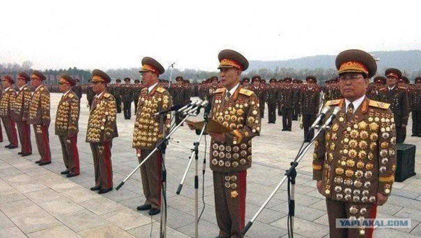 Северная корея скрытая камера
