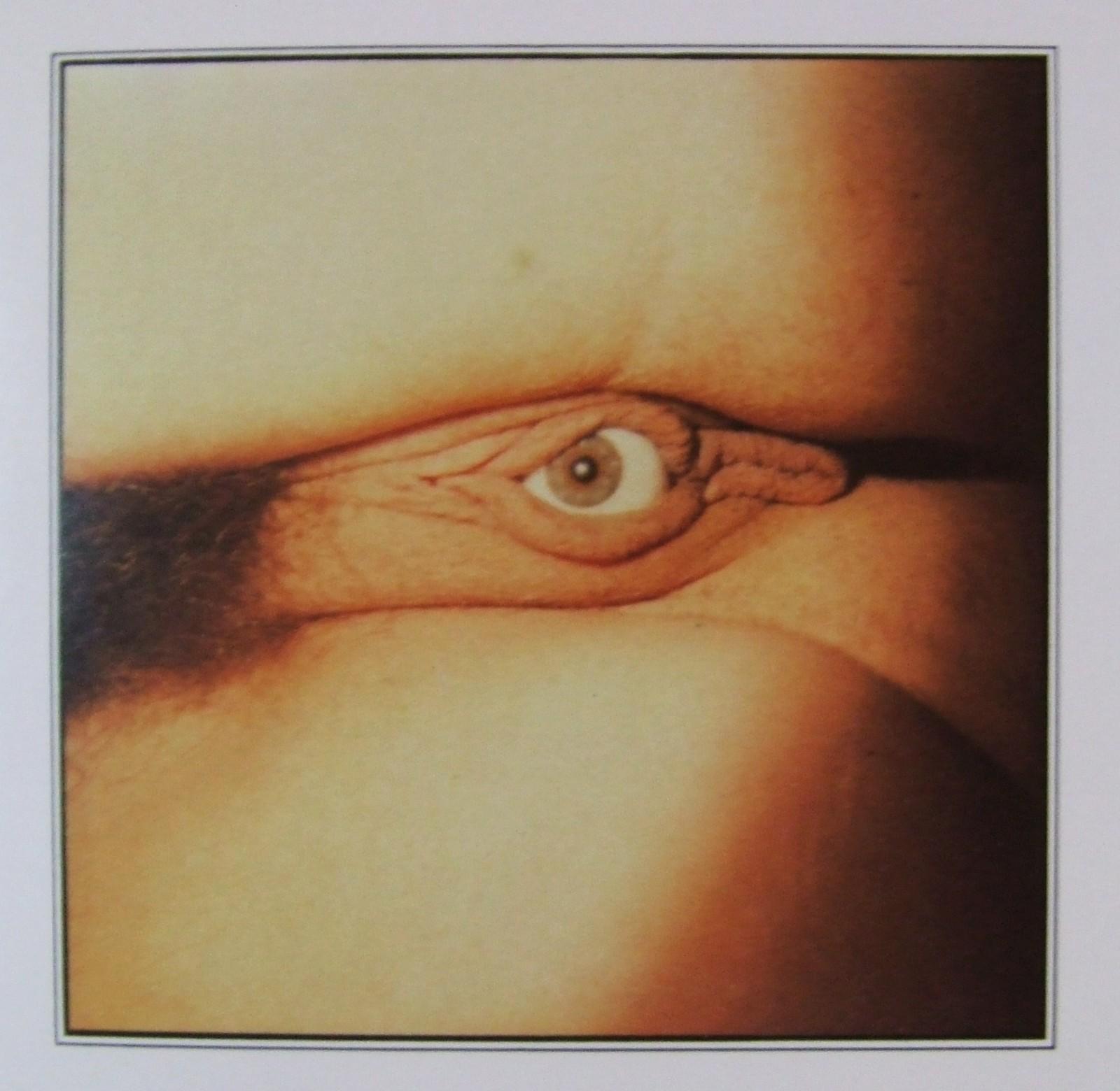 Картинка пизда с глазками