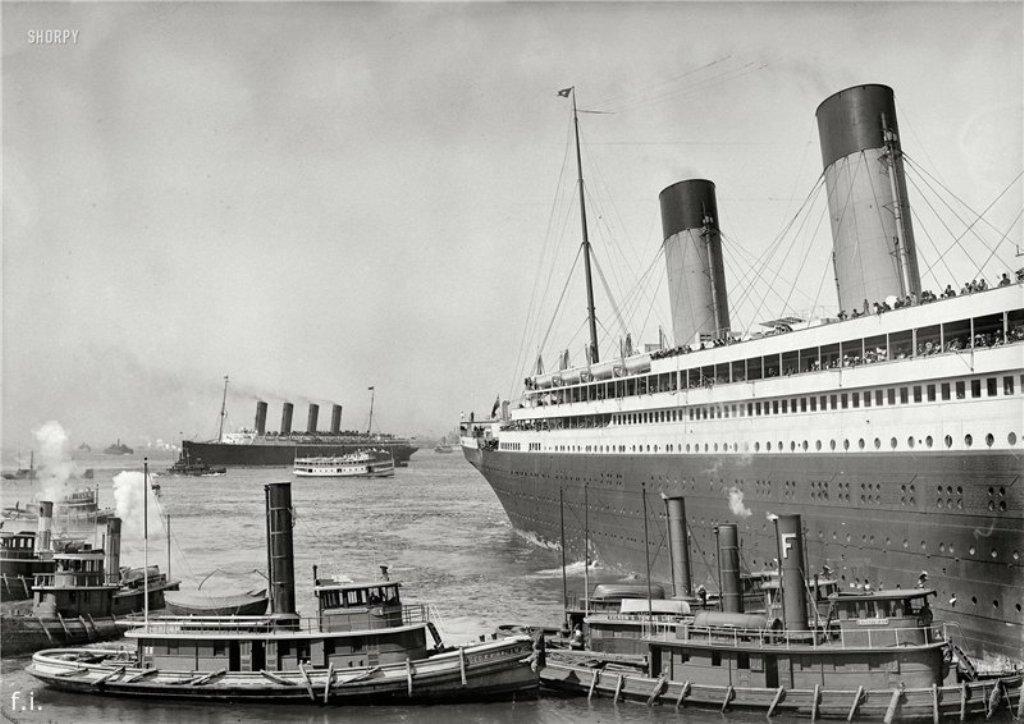 пассажирские пароходы начала века фото сегодняшний