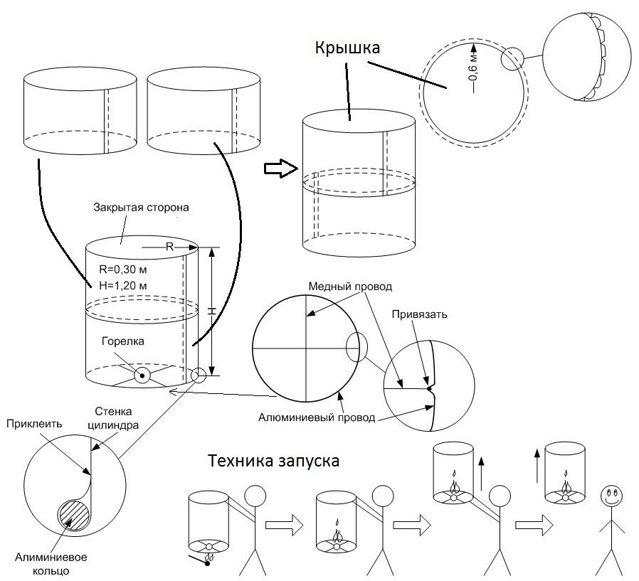 Как сделать китайский бумажный фонарик  из бумаги 82