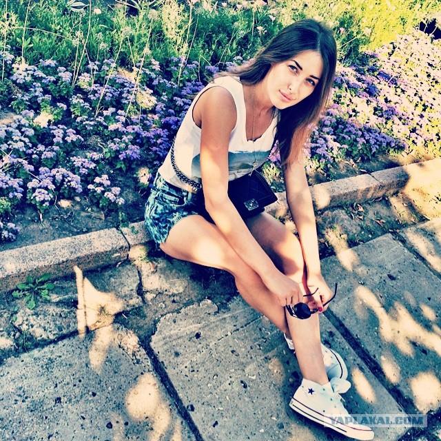 Фото московских девушек фото 622-583