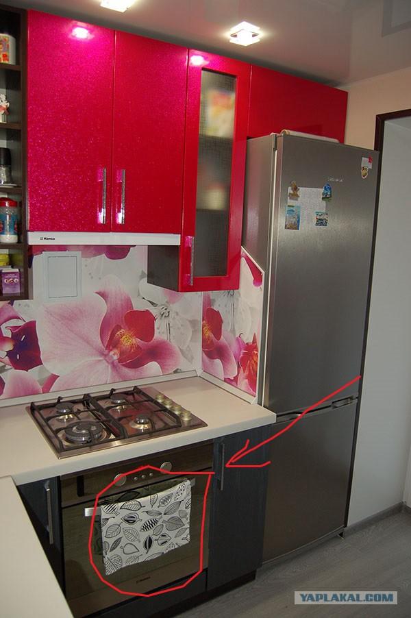 Ремонт кухни от программиста или как я опять без отпуска остался!
