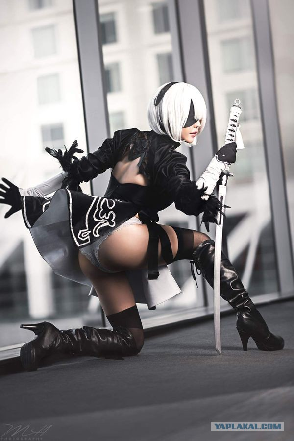 Cosplay Anime On Automata Queens Yuvutu 1