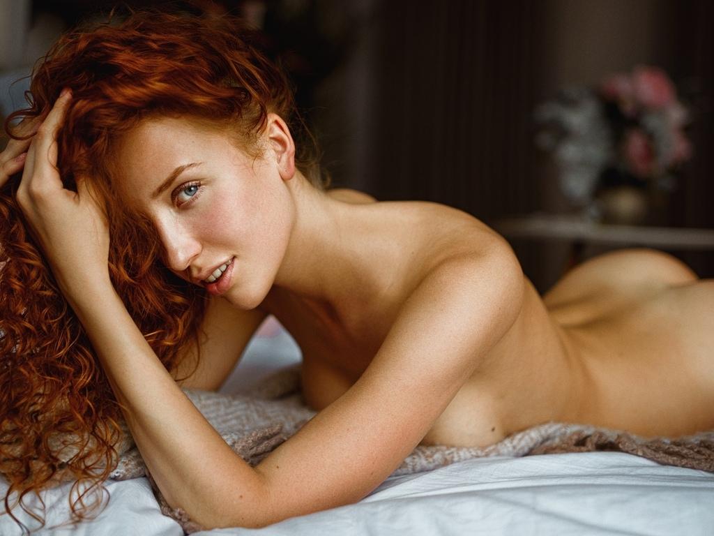 Hot nude true redheads